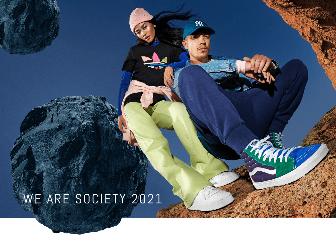WE ARE SOCIETY 2021