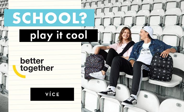 SCHOOL? play it cool